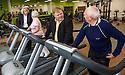 Stenhousemuir Gym Official Visit