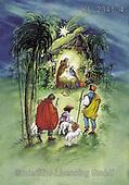 Interlitho-, HOLY FAMILIES, HEILIGE FAMILIE, SAGRADA FAMÍLIA, paintings+++++,holy family,shepherds,KL2341/4,#xr#