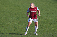 Adriana Leon of West Ham during West Ham United Women vs Brighton & Hove Albion Women, Barclays FA Women's Super League Football at the Chigwell Construction Stadium on 15th November 2020