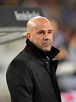 17.11.2017,  Football 1.Liga 2017/2018, 12. match day, VfB Stuttgart - Borussia Dortmund, in Mercedes Benz Arena Stuttgart. Trainer Peter Bosz (Dortmund) . *** Local Caption *** © pixathlon<br /> <br /> +++ NED + SUI out !!! +++<br /> Contact: +49-40-22 63 02 60 , info@pixathlon.de