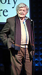 Hal Holbrook performing in The Sonnet Repertory Theatre's Tenth Annual Benefit & Cabaret in New York City on 11/14/2011.