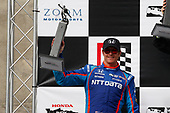 2017 Verizon IndyCar Series<br /> Honda Indy Grand Prix of Alabama<br /> Barber Motorsports Park, Birmingham, AL USA<br /> Sunday 23 April 2017<br /> Scott Dixon, Chip Ganassi Racing Teams Honda<br /> World Copyright: Phillip Abbott<br /> LAT Images<br /> ref: Digital Image abbott_barber_0417_6647