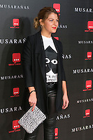"Thais Blume attend the Premiere of the movie ""Musaranas"" in Madrid, Spain. December 17, 2014. (ALTERPHOTOS/Carlos Dafonte) /NortePhoto /NortePhoto.com"