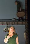 ORIGINE..Choregraphie : CHERKAOUI Sidi Larbi..Compositeur : VON BINGEN hildegard..Lumiere : BAGNOLI Enrico..Costumes : LHOASS Isabelle DENIS Frederick..Avec :..KOZUKI Kazutomi..CHAUDHARI Navala..RUNARSDOTTIR Valgerour..MOTHUPI Shawn..TOMB EL HADJ Fadia..chant:ANDERSEN Miriam:chant et harpe gothique..IVANOFF Vladimir:percussion et luth..Lieu : Theatre de la Ville Les Abbesses..Ville : Paris..Le : 21 04 2008..© Laurent PAILLIER / www.photosdedanse.com