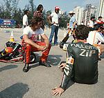 Hong Kong International Kart GP<br /> Photo by Rodger Calvert