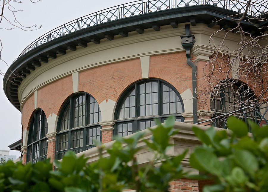Another Sight Of The Ballroom Windows.