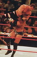Chris Benoit Triple H 2000                                                           Photo By John Barrett/PHOTOlink