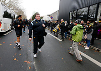Photo: Richard Lane/Richard Lane Photography. Stade Rochelais v Wasps.  European Rugby Champions Cup. 10/12/2017. Wasps' DOR, Dai Young.