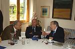 ANTONIO MARZANO CON PAOLO MIELI E GIULIO ANDREOTTI<br /> MARIO D'URSO - COMPLEANNO CON MESSA  - CAMPAGNANO ROMANO 04 2003
