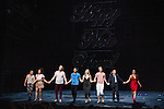 © Joel Goodman - 07973 332324 . 16/09/2016 . Hamburg , Germany . Curtain call at the opening night of Wut / Rage at the Thalia Theatre . The piece is written by Elfriede Jelinek and Simon Stephens and directed by Sebastian Nubling . Photo credit : Joel Goodman