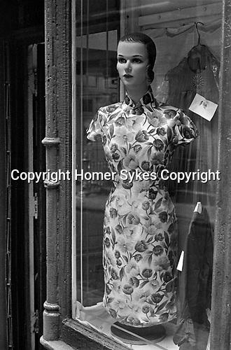 Shop window mannequin Manhattan, New York , 1969, USA