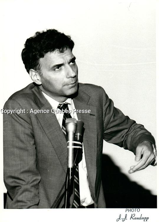 Ralph nader<br /> 1981,<br /> <br /> PHOTO : Agence Quebec Presse <br /> <br /> <br /> <br /> <br /> <br /> PHOTO :   Agence Quebec Presse