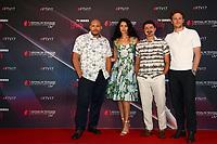 17/06/2017, Monte-Carlo, Monaco - 57th Monte-Carlo Television Festival TV Series Party at the Monte-Carlo Bay Hotel. Chicago Fire Cast. # 57EME FESTIVAL DE LA TELEVISION DE MONTE-CARLO - SOIREE 'TV SERIES PARTY'