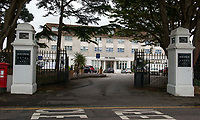 BNPS.co.uk (01202 558833)<br /> Pic: BNPS<br /> <br /> Over 6,200 letters of objection have been lodged against controversial plans to replace a historic hotel with a 'soulless' block of flats at a millionaire's playground.<br /> <br /> The well-heeled residents of Sandbanks are up in arms about the £250million development which would see the Haven Hotel at the entrance to Poole Harbour in Dorset bulldozed.<br /> <br /> The 141-year-old building is where engineer Guglielmo Marconi established the world's first wireless communications. Under the plans, it would be replaced with a six-storey block of 119 luxury apartments.