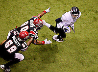 The Carolina Speed is a professional indoor arena football team that plays in the Southern Indoor Football League. The Carolina Speed began in the American Indoor Football Association. Based in Charlotte, North Carolina, the Speed plays its home games at Bojangles' Coliseum.