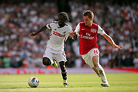 Pictured: Nathan Dyer of Swansea City in action. Saturday 10 September 2011<br />