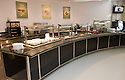 23/09/2010   Copyright  Pic : James Stewart.010_serco_restaurant  .::  SERCO ::  THE RESTAURANT AT THE NEW FORTH VALLEY ROYAL HOSPITAL, LARBERT ::