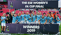 Manchester City Women v West Ham United - FA Cup FINAL - 04.05.2019