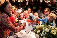 10-2-10, Rotterdam, Tennis, ABNAMROWTT, Deborah Gravestein, kids