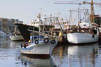 - Sicily, the fishing port of Mazara del Vallo<br /> <br /> -  Sicilia, il porto peschereccio di Mazara del Vallo