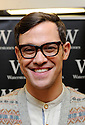 Will Young at a book signing for his biography Funny Peculiar at Bluewater shopping centre in Kent, Friday 19th October 2012  Photo by: i-Images / DyD Fotografos