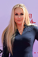 Lindsey Vonn @ the 2016 Billboard music awards held @ the T-Mobile arena.<br /> May 22, 2016