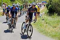 July 9th 2021. Carcassonne, Languedoc, France;   VAKOC Petr (CZE) of ALPECIN - FENIX during stage 13 of the 108th edition of the 2021 Tour de France cycling race, a stage of 219,9 kms between Nimes and Carcassonne.