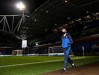 Bolton Wanderers' Ryan Delaney arriving at the stadium <br /> <br /> Photographer Andrew Kearns/CameraSport<br /> <br /> The EFL Sky Bet League Two - Bolton Wanderers v Salford City - Friday 13th November 2020 - University of Bolton Stadium - Bolton<br /> <br /> World Copyright © 2020 CameraSport. All rights reserved. 43 Linden Ave. Countesthorpe. Leicester. England. LE8 5PG - Tel: +44 (0) 116 277 4147 - admin@camerasport.com - www.camerasport.com
