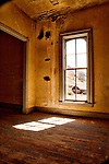Bannack, Montana is a ghost town preserved as a Montana State Park.  Camping is peaceful, the town historic.  A remnant of Montana's gold mining history the park is west of Dillon, Montana a few miles off State Highway 278.  The Hotel Meade was formerly the Beaverhead County Courthouse.