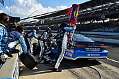 Monster Energy NASCAR Cup Series<br /> Brickyard 400<br /> Indianapolis Motor Speedway, Indianapolis, IN USA<br /> Sunday 23 July 2017<br /> Martin Truex Jr, Furniture Row Racing, Auto-Owners Insurance Toyota Camry<br /> World Copyright: Rusty Jarrett<br /> LAT Images
