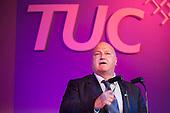 Bob Crow, RMT General Secretary, TUC Congress 2011 London.