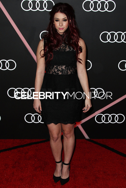 LOS ANGELES, CA - JANUARY 09: Jillian Rose Reed at the Audi Golden Globe Awards 2014 Cocktail Party held at Cecconi's Restaurant on January 9, 2014 in Los Angeles, California. (Photo by Xavier Collin/Celebrity Monitor)