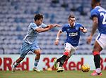 25.07.2020 Rangers v Coventry City: Callum O'Hare and Ryan Jack
