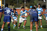 160604 Wellington Under-14 College Rugby - Silverstream v St Pat's Town