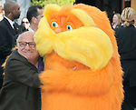 "Danny DeVito at Universal Pictures' Dr. Suess' ""The Lorax"" L.A. Premiere held at The Universal City Walk Theatre in Universal, California on February 19,2012                                                                               © 2012 Hollywood Press Agency"