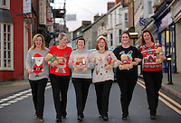 2016 12 14 Town to change its name to Jumper in Cardigan, Wales, UK