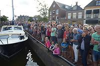 ZWEMMEN: FRYSLÂN: 18-19-08-2018, Elfstedenzwemtocht, Maarten van der Weijden, Sneek, ©foto Martin de Jong