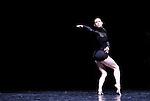 HARK....Choregraphie : GAT Emanuel..Compagnie : Ballet de l Opera National de Paris..Lumiere : GAT Emanuel..Costumes : GAT Emanuel..Avec :..ROMBERG Stephanie..Lieu : Opera Garnier..Ville : Paris..Le : 28 04 2009..© Laurent PAILLIER / www.photosdedanse.com