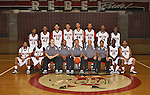 Miller High School basketball team photo.