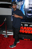 "LOS ANGELES, CA, USA - APRIL 16: Ne-Yo at the Los Angeles Premiere Of Open Road Films' ""A Haunted House 2"" held at Regal Cinemas L.A. Live on April 16, 2014 in Los Angeles, California, United States. (Photo by Xavier Collin/Celebrity Monitor)"