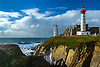 TEMPETE BELLA, Phare de la pointe Saint Mathieu, FINISTERE 2020