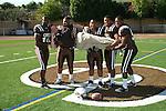 Crespi Varsity Football team photo