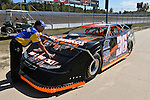 Sep 5, 2013; 3:11:16 PM; Rossburg, OH., USA; The 43rd annual World 100 $46,000-to-win UMP DIRTcar-sanctioned event at the half-mile Eldora Speedway.  Mandatory Credit: (thesportswire.net)