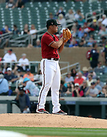 Bo Takahashi - Arizona Diamondbacks 2020 spring training (Bill Mitchell)