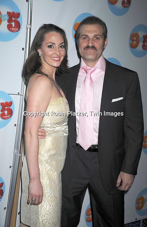 Shannon Lewis & Mark Kudisch
