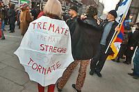 - women's demonstration in defense of law 194 on the abortion<br /> <br /> - manifestazione donne in difesa della legge 194 sull'aborto