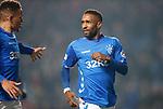 27.02.2019: Rangers v Dundee: Jermain Defoe after scoring