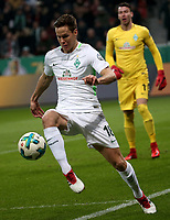 06.02.2018, Bay - Arena, Leverkusen, GER, DFB-Pokal, Bayer 04 Leverkusen vs Werder Bremen<br /> , <br />Niklas Moisander (Bremen) *** Local Caption *** © pixathlon<br /> Contact: +49-40-22 63 02 60 , info@pixathlon.de