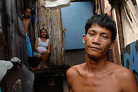Ricky Soho who is waiting to donate his kidney  and recieve a fee of about 90,000 pesos. Men from the Basico port area slum of Manilasell their kidney's for between 70,000 -  90,000 pesos (800 - 1030 pounds).  More than 300 have sold their kidneys in this slum of 16,000 people.<br />