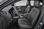 Front seat view of 2021 Mercedes Benz EQA 250-Business 5 Door SUV Front Seat  car photos